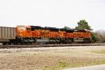 BNSF 9725, 9000 (DPU's)