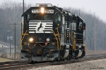 NS 5528 First run to Lawton, MI