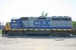 CSX 6054 6/8/2006