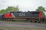CN 2558 Durand, MI April 13, 2006