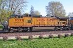 UP 9537 Rochelle, IL April 20, 2006
