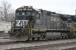 NS 8829 First one of 27 in 4 hours in Elkhart, IN
