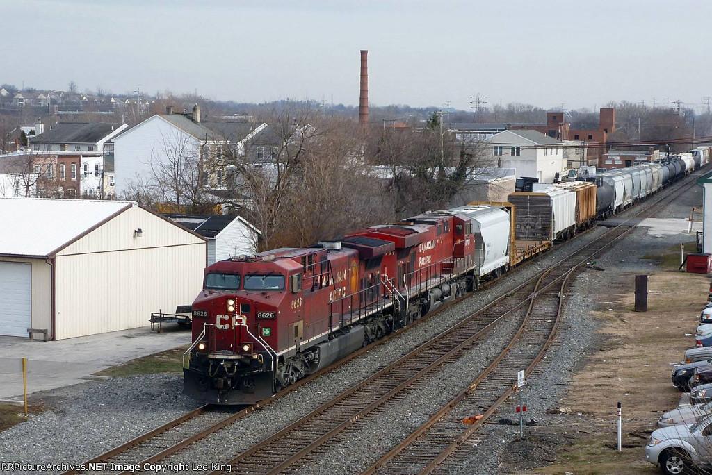 CP 8626 NS 39G