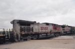 BNSF 4715