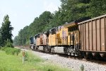 CSX/UP trio run coal