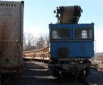 GREX 2250-ballast train