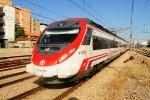 Spain: Regional trains