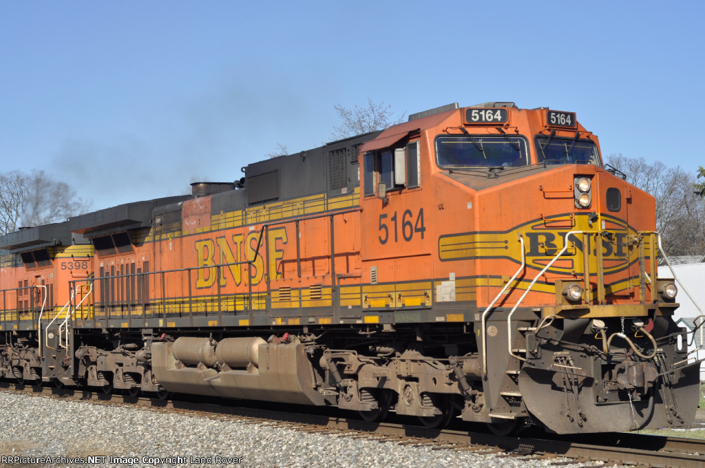 BNSF 5164 East