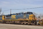 CSXT 5302 East On The NS