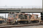 UPY 140 begins scrap process while 134 waits its turn
