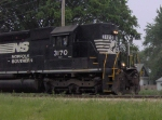 NS 3170 on I&M Rails