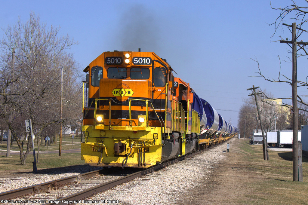 TPW 5010 West