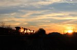 Sunset on the Lurgan Branch