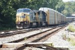 CSX 7748 with 8706