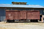 SP narrow gauge boxcar #67