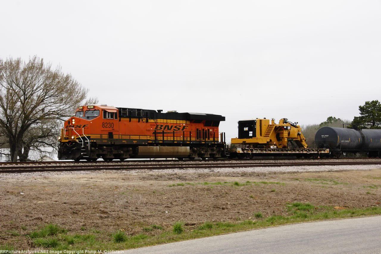 BNSF 8230, TZPR 300049