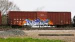 BNSF 745647