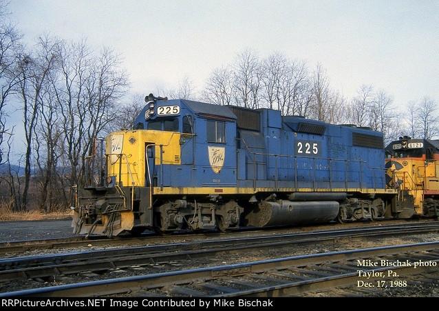 D&H 225