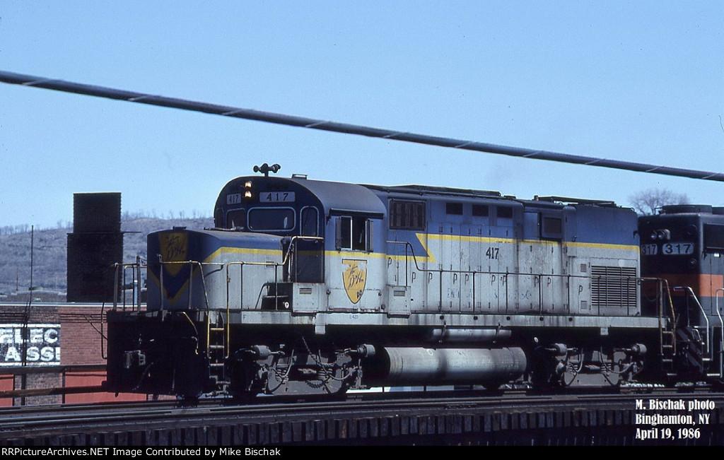 D&H 417