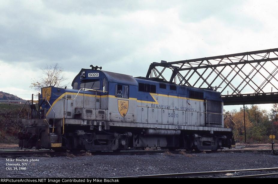 D&H 5020
