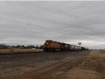 BNSF ES44DC 7230