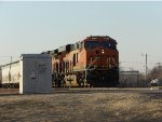 BNSF ES44C4 8139
