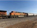 BNSF ES44DC 7316