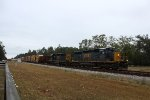 CSX A794-01 returns north