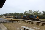 CSX 3208 leads the S608