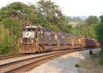 Rock train near Arthur