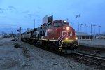 CN 3805 West