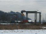 CSX Pittsburgh-McKees Rocks Intermodal Terminal