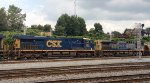 CSX 850 and 294