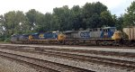 CSX 3179, 850, and 294