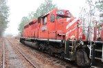 CP SD40-2 6092