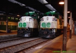 GO Transit 562 and 547 awaiting
