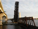 The FEC St Johns River Drawbridge