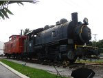 Display at the Boca Raton Express Train Museum