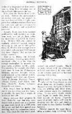 """""""Redball Terminal,"""" Page 19, 1941"""