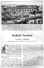 """""""Redball Terminal,"""" Page 6, 1941"""