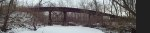 Pano pic of Union Pacific Trestle