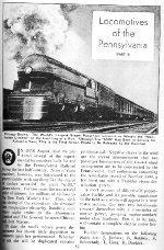 PRR Locomotive Roster, Page 89, SEP 1941