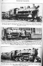 PRR Locomotive Roster, Page 54, JUL 1941