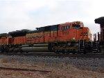 BNSF SD70ACe 9113