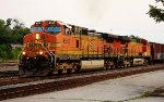 BNSF 4545 and 7698 (3)