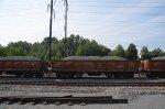 Much older AMTK ballast side dump's