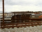 Ex-B&O GP40 and Ex-Seaboard 5844