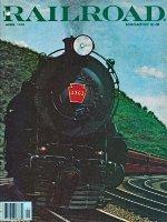 """""""Railroad"""" Magazine, April 1976"""