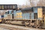 Dirty CSX 4843