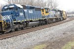 HLCX 8174, CSX 1166 and Furx 5536